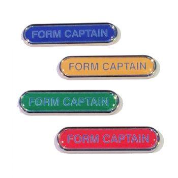 FORM CAPTAIN badge